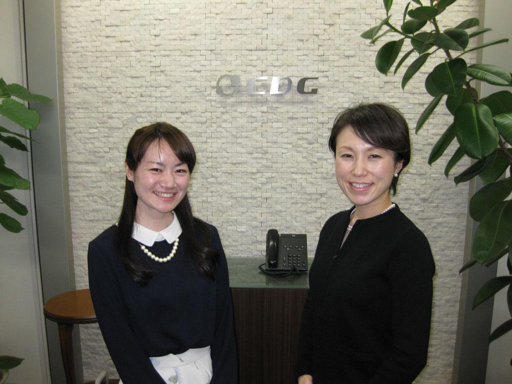 株式会社CDG様(東証一部上場)